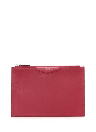 Givenchy Clutch / El Çantası Kırmızı
